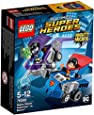 LEGO - 76068 - DC Comics Super Heroes - Mighty Micros : Superman Contre Bizarro