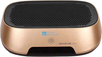 Atlanta Healthcare HEPA Pure ® Viral Guard ® MP-01 MotoPure Ultra Car Air Purifier for Sedan/Hatchback