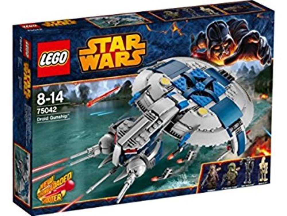 LEGO Star Wars 75042 - Droid Gunship 1