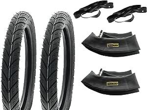 Ost2rad 2x Set Racing Renn Reifen Für Simson S50 S51 Pneurubber 2 75 16 150km H Reinforced Auto
