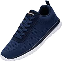 DYKHMATE Chaussures de Sport Homme Legere Gym Fitness Sport Sneakers Respirante Style Running Baskets