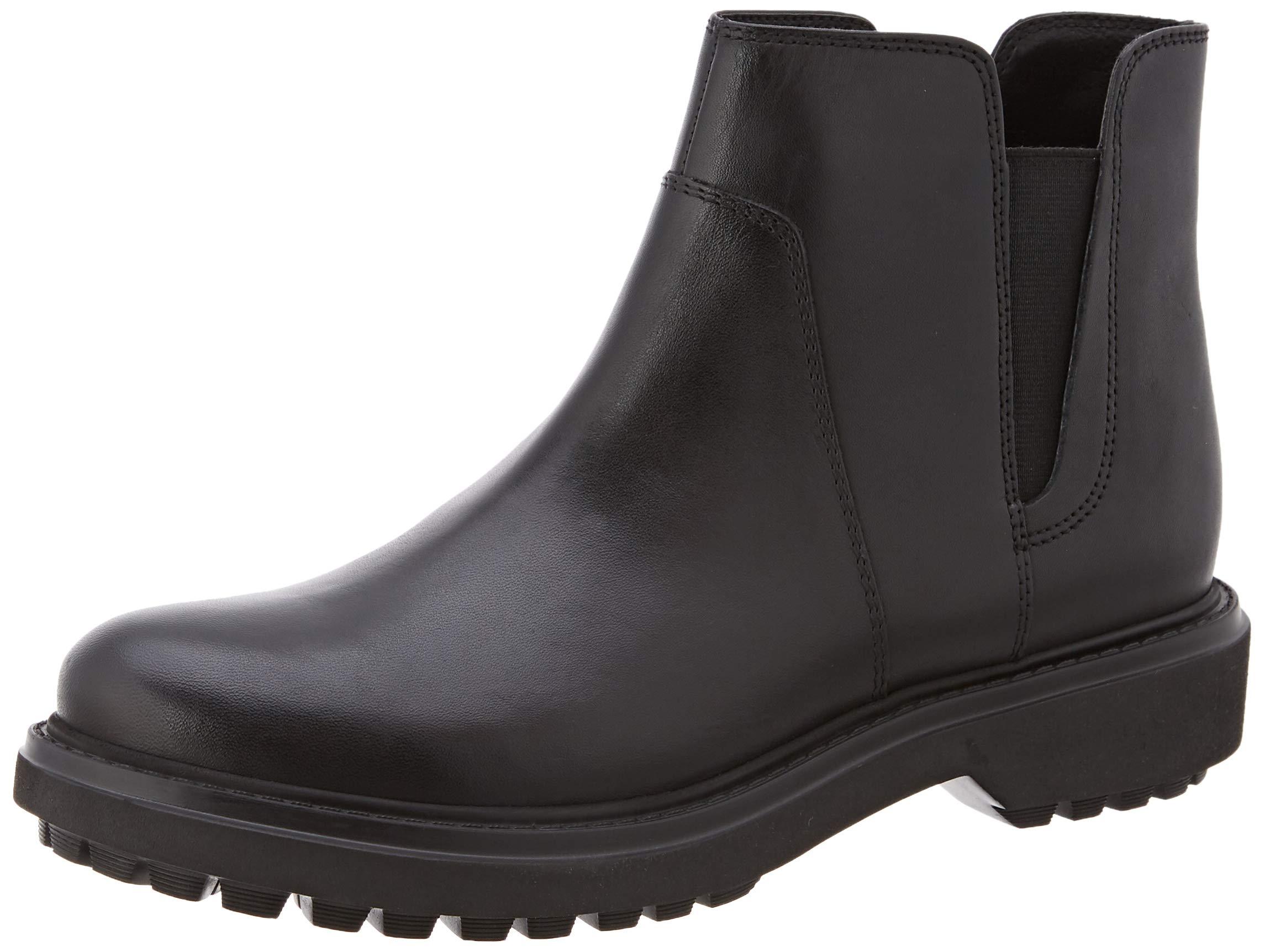 Geox Damen D Asheely E Chelsea Boots 1