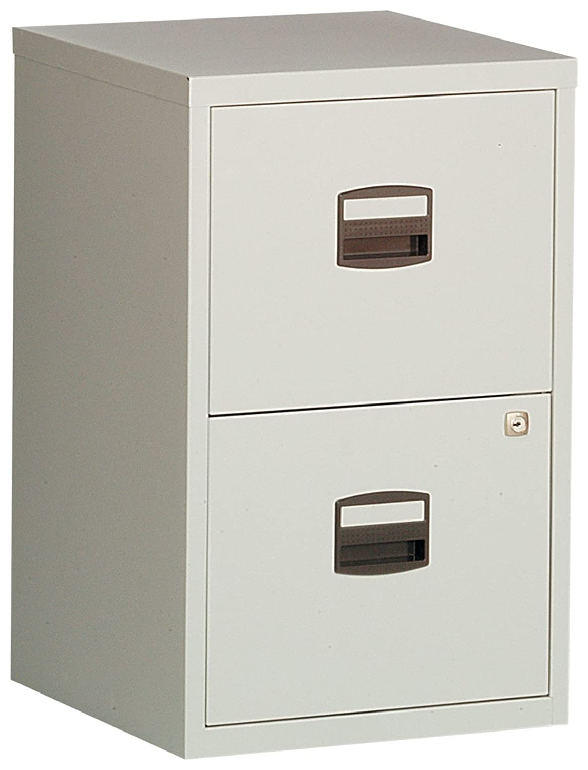bisley a4 metal filing cabinet chalk white amazoncouk kitchen u0026 home