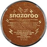 Snazaroo SZ1118755 Copper Metallic Body Paint-1 Pc, 18 ml