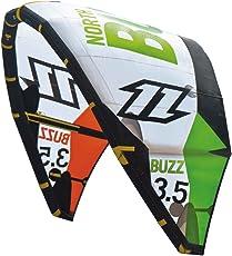 North Buzz 2015 Kite mit Original Shockproof Kite Store ® Sticker Pack