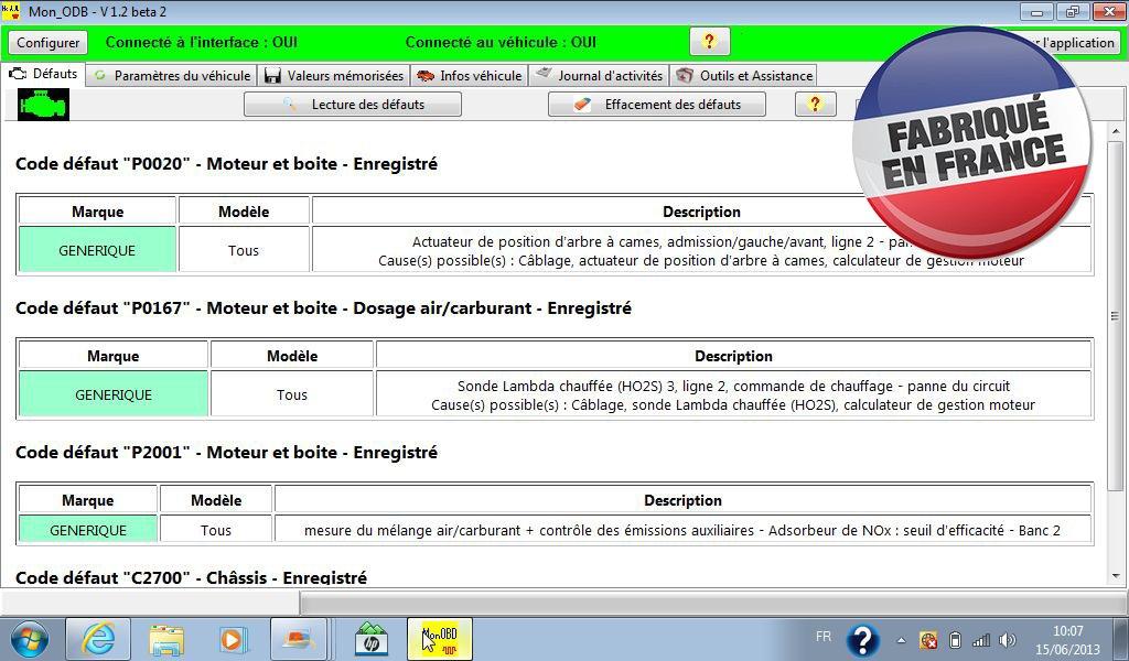 logiciel diagnostic auto gratuit  logiciel pour diagnostic automobile gratuit  logiciel