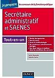 Secrétaire administratif et SAENES - Tout-en-un
