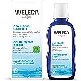 WELEDA 2-in-1 reiniger en toner 1 stuk, 100,0 ml