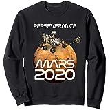 Mission de la NASA Perseverance Rover Mars 2020 Sweatshirt