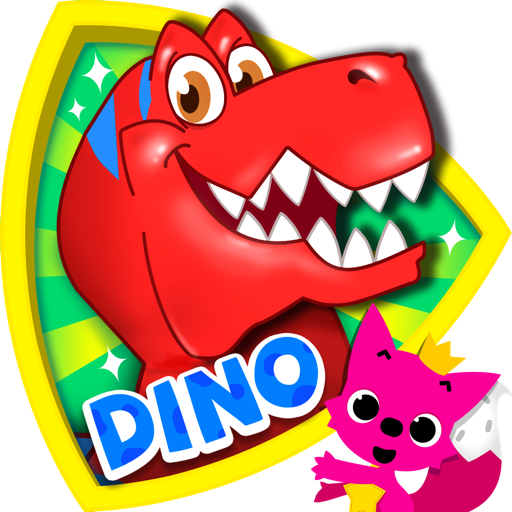 PINKFONG Dino World: Singe, grabe und spiele mit Tyrannosaurus Rex! Mini-graben
