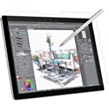 MoKo Protectora de Pantalla de Película Compatible con Tableta Pro 7 Plus/Pro 7/6/5/4/LTE, Ultra-Delgado y Ligero, Escribir y