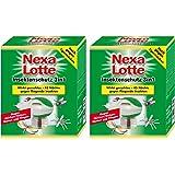 Nexa Lotte Insektenschutz 3 In 1 Set Gegen Mucken Fliegen 3 X Nachfullpack Amazon De Garten