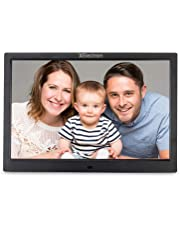 XElectron 15 Inch HD Ready Digital Photo Frame (Black)