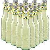 Limonata Bio   Galvanina   12 Bottiglie in Vetro Scolpito   355 Ml   Eccellenza Italiana   Soft Drink   Bibita Gassata…