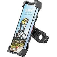 Grefay Fahrrad Handyhalterung Scooter Universal Handyhalter Motorrad Lenker Mit 360° Drehbarer Für 3,5-6,5 Zoll…