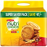 Britannia NutriChoice Digestive High Fibre Biscuits, 1Kg Super Saver Family pack