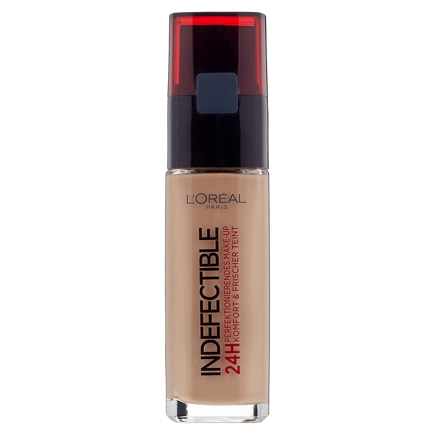 L'Oréal Paris Indefectible Make Up, 145 Rose Beige - Make Up 24 ...