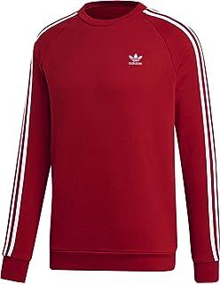 adidas 3 Stripes Pantalon de Jogging Power Red: