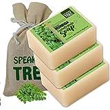 Speaking Tree Detoxifying Moringa Handmade soap (Pack of 3)