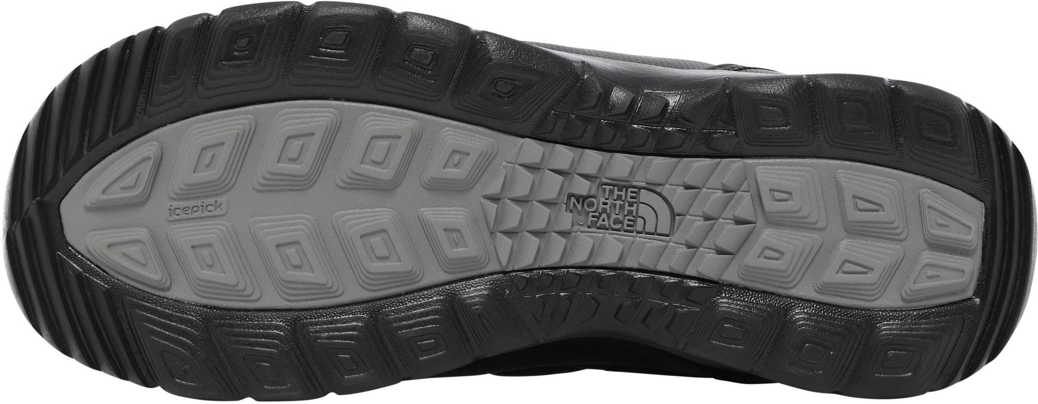 The North Face Women's W Thrmoball Buttonup High Rise Hiking Boots 5