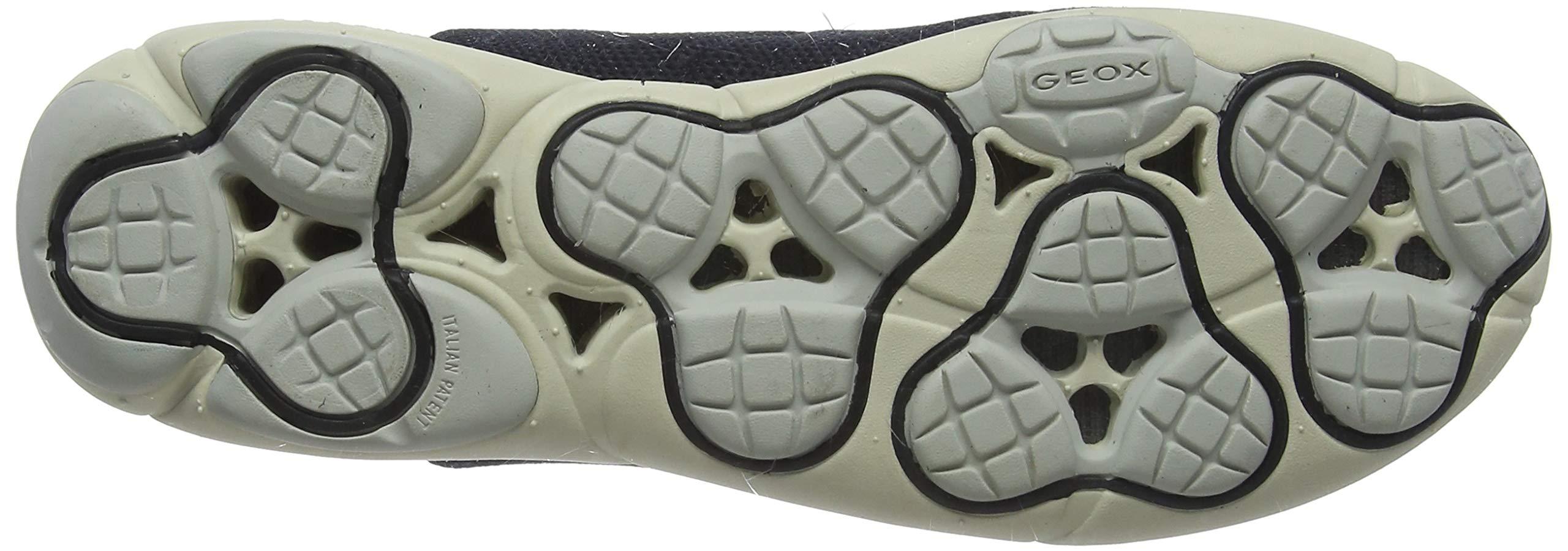 Geox Damen D Nebula C Sneaker 10