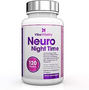 Neuro Night Time Complex, Integratore alimentare