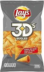 Lay'S Buggles 3D'S Originales, 100g