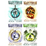 MAGISTERIUM SERIES COLLECTION OF FOUR BOOKS [Paperback] HOLLY BLACK & CASSANDRA CLARE