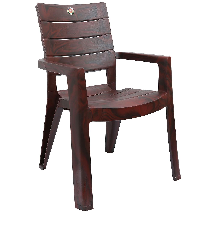 Cello Jordan Set of 4 Chairs Sandalwood Brown Amazon Home