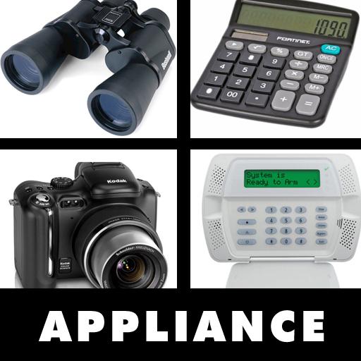 100 Words - Appliance -