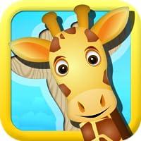 Tierpuzzle - Drag & Drop Puzzle für Kleinkinder