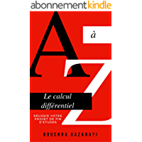 Le calcul différentiel