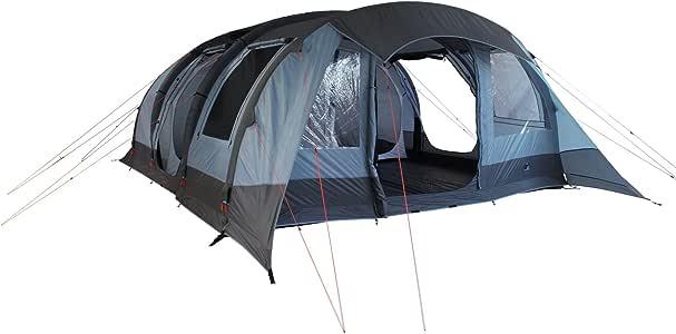 10T Camping-Zelt Kallisto 6 aufblasbares AirTube