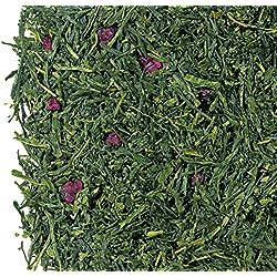 Grüntee Sencha Japanische Kirsche arom. 1KG