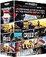 Coffret 4K Ultra HD: Batman v Superman + Mad Max Fury Road + Creed + San Andreas + La grande aventure Lego [4K Ultra HD Digital