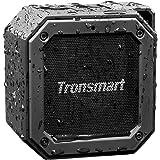 Bluetooth Lautsprecher Wasserdicht, Tronsmart Groove(Force Mini) Kabellose Tragbarer 10W Outdoor Lautsprecher mit IPX7 wasserdicht, Eingebauten Mikrofo, 24-Stunden Spielzeit, 360° TWS Stereo Sound