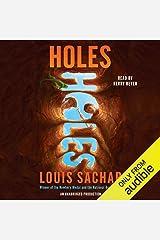 Holes Audible Audiobook