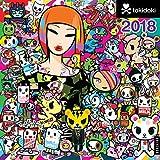 Tokidoki 2018 Calendar