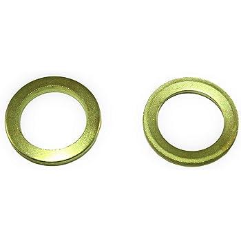 25 SN-TEC Scharnierscheiben//Fitschenringe /Ø 12mm x 18mm x 2mm verzinkt Mengenauswahl m/öglich
