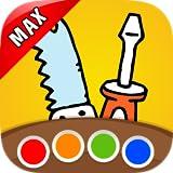 Livre de coloriage - Bricolage MAX