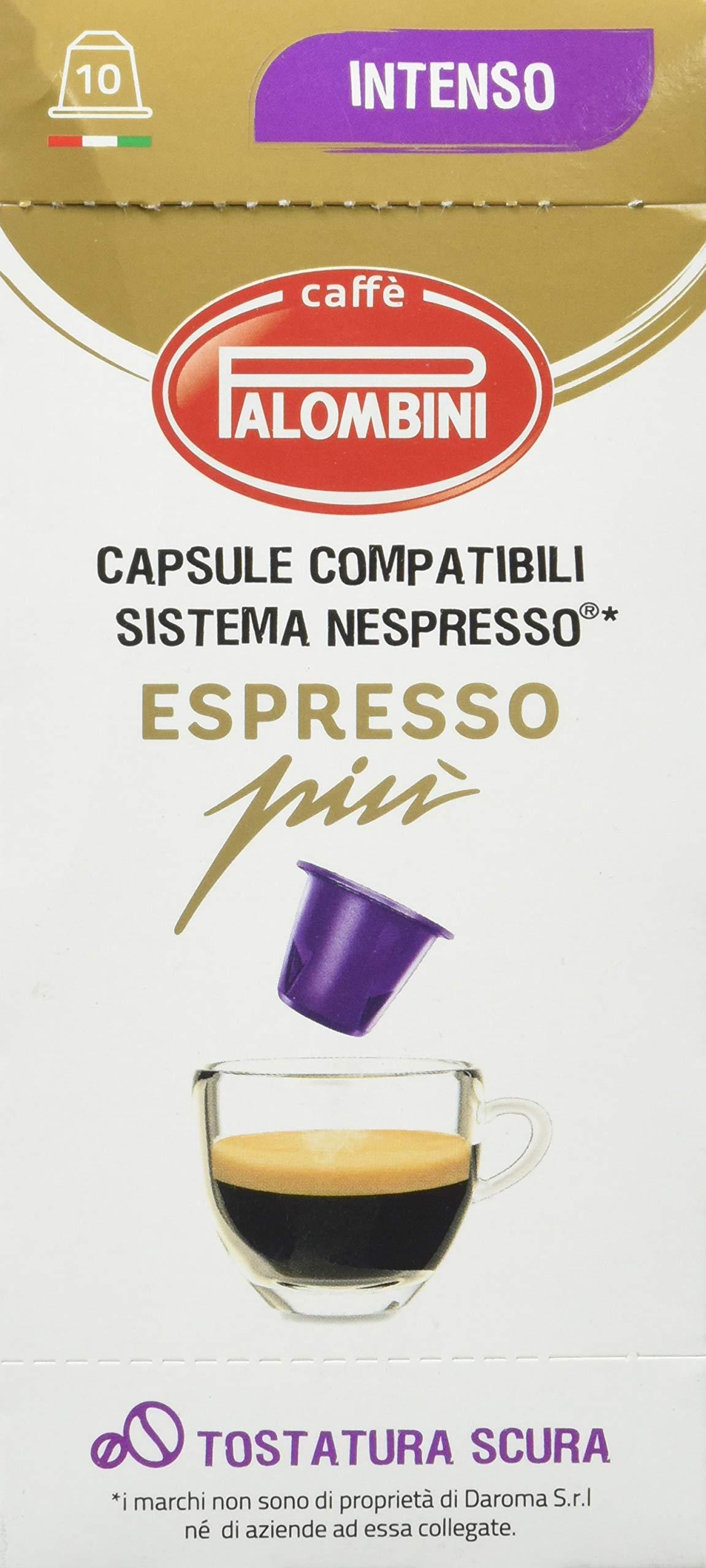 Palombini Capsule Espr.Intenso Pz.10 1 spesavip
