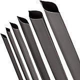 ISO-PROFI® Värmekrympningsrör 2: 1 svart urval av 10 diametrar och 6 längder Ø 30mm Lenght 01m