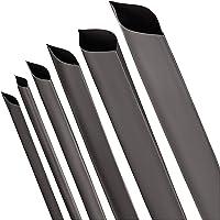 """Schrumpfschlauch 2:1 Schwarz - Auswahl aus 12 Durchmesser und 5 Längen Meterware von ISOLATECH® hier: (Ø 1/16"""" (1mm…"""