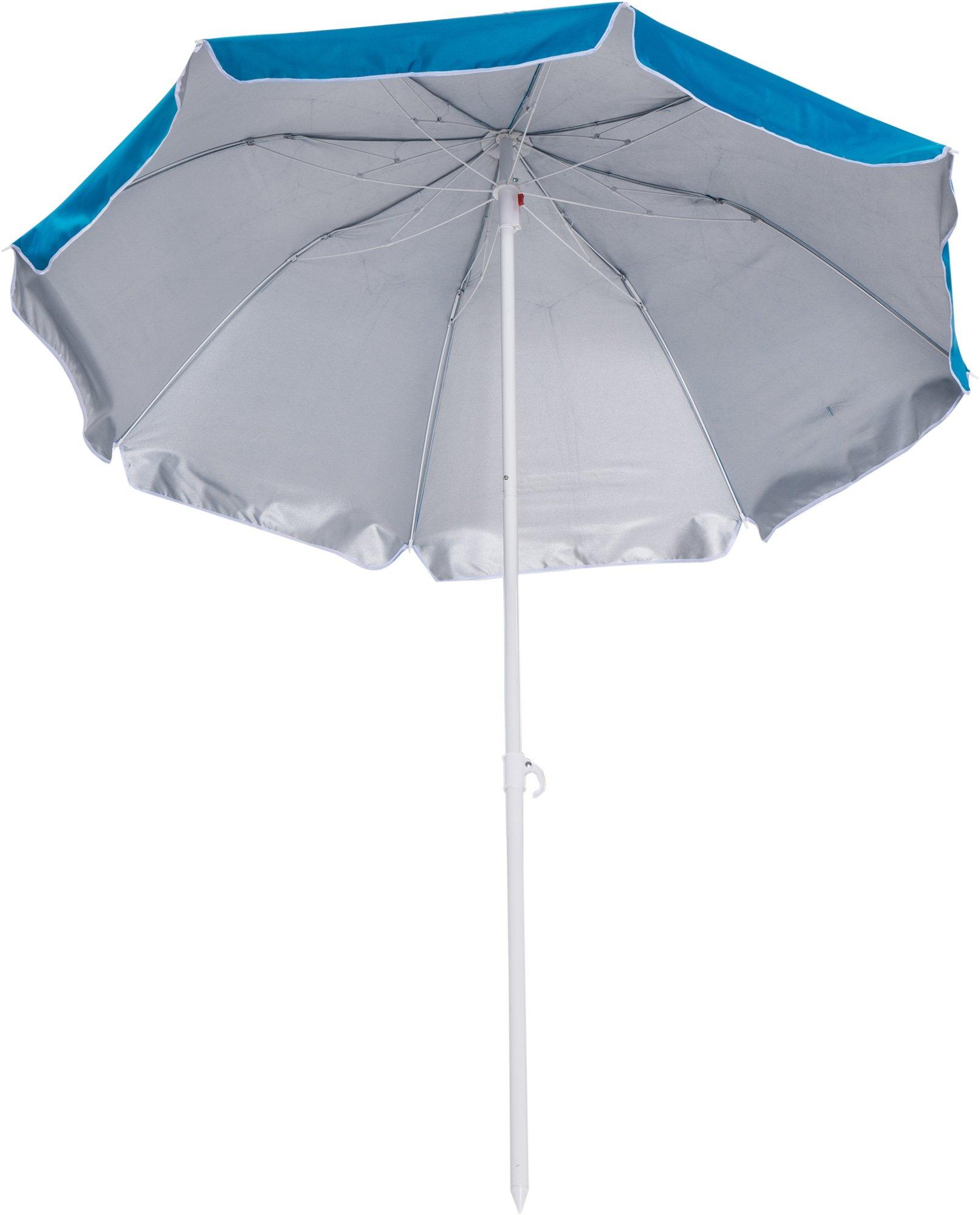 Cressi Premium Beach Umbrella Portable with Folding 5