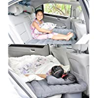 VARNIRAJ IMPORT & EXPORT Car Bed Inflatable Mattress for Van SUV Sedan (Colour As per Availability)