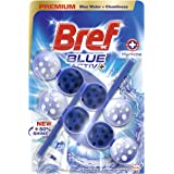 Bref Blue Active Higiene Duplo Colgador WC - 2 x 50 ml