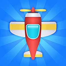 Move Plane - Best Free Air Planes Game For Kids: Merge Gates