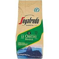 Segafredo Zanetti Segafredo - Caffè Macinato, Linea Le Origini Gusto Brasile, Morbido E Soave - 1 Confezione da 200gr