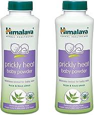 Himalaya Baby Prickly Heat Powder 200 Gms (Pack of 2)