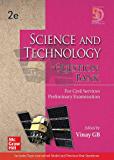 Science and Technology Question Bank For Civil Services Preliminary Examination | Second Edition